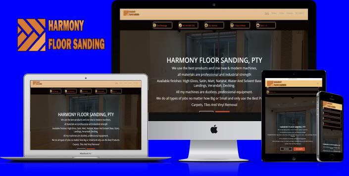 Harmony Sanding